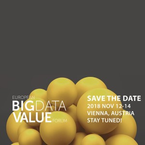 European Big Data Value Forum 2018